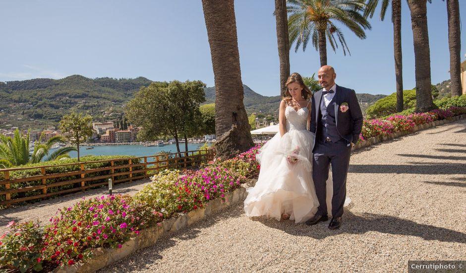 Il matrimonio di Salvatore e Valentina a Santa Margherita Ligure, Genova