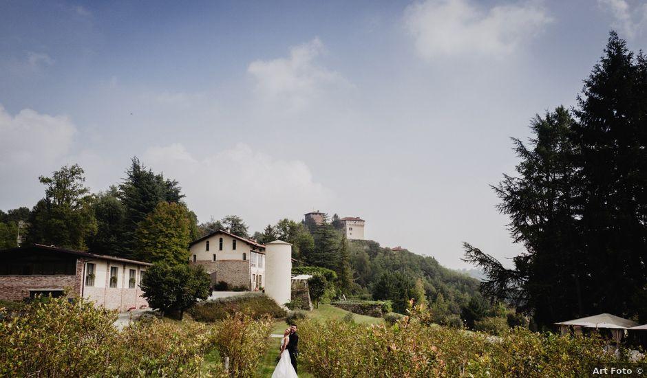 Il matrimonio di Gianluca e Jessica a Quaregna, Biella