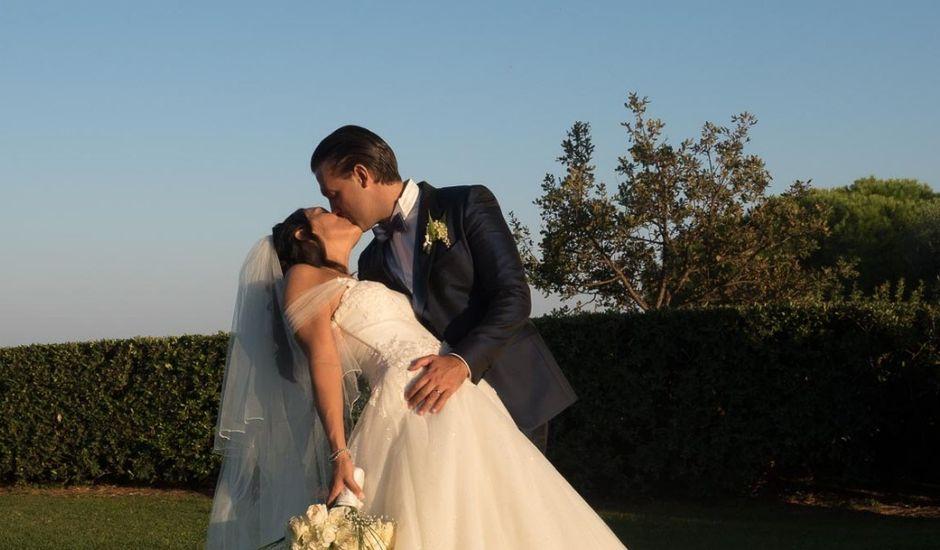 Il matrimonio di Lorenzo e Sara a Castiglione della Pescaia, Grosseto