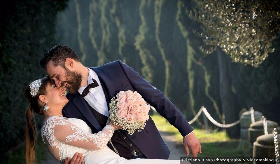 Il matrimonio di Daniele e Valentina a San Martino di Lupari, Padova