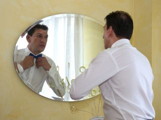 Le nozze di Irina e Christian 1