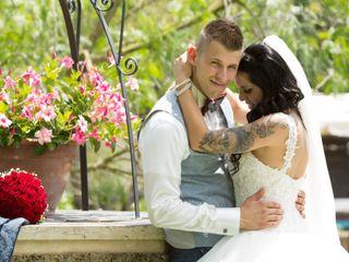 Le nozze di Roberta e Matteo
