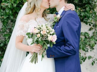 Le nozze di Miriam e Paul 1