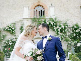 Le nozze di Miriam e Paul