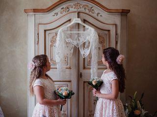 Le nozze di Federica e Enrico 1