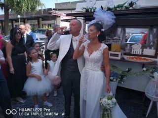 Le nozze di Assunta e Umberto