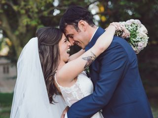 Le nozze di Marika e Nikolas