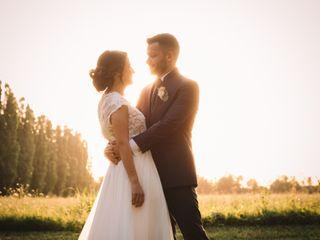 Le nozze di Emanuele e Arianna