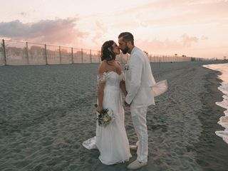 Le nozze di Laura e Igor