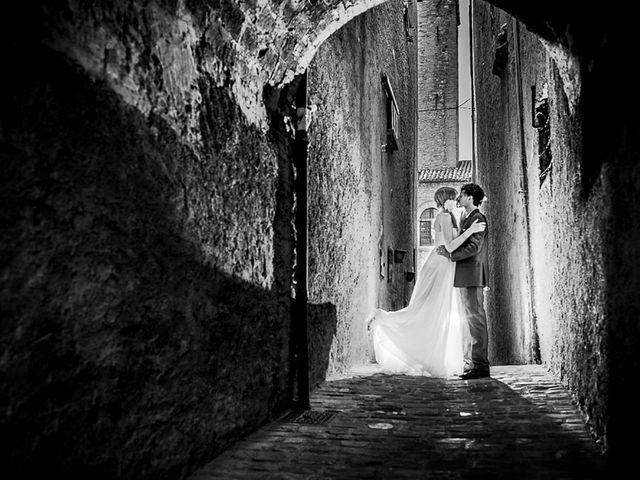 le nozze di Katherine e Piero