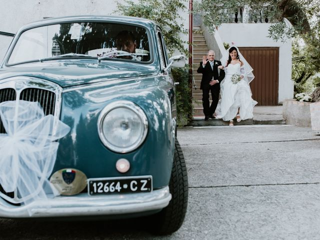 Il matrimonio di Massimo e Serena a Catanzaro, Catanzaro 14