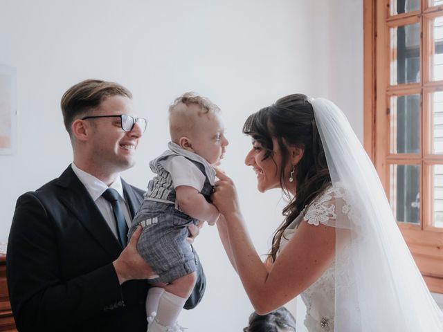 Il matrimonio di Massimiliano e Serena a Copertino, Lecce 11