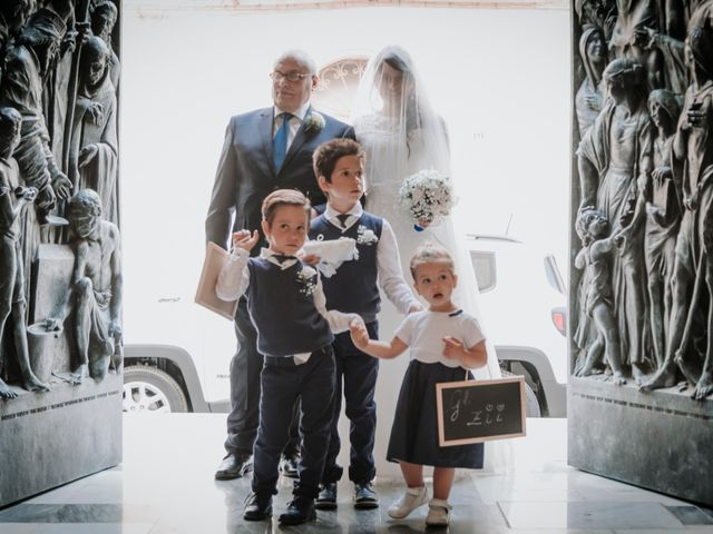 Il matrimonio di Massimiliano e Serena a Copertino, Lecce 18