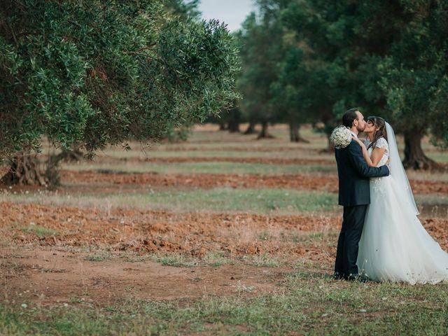 Il matrimonio di Massimiliano e Serena a Copertino, Lecce 24