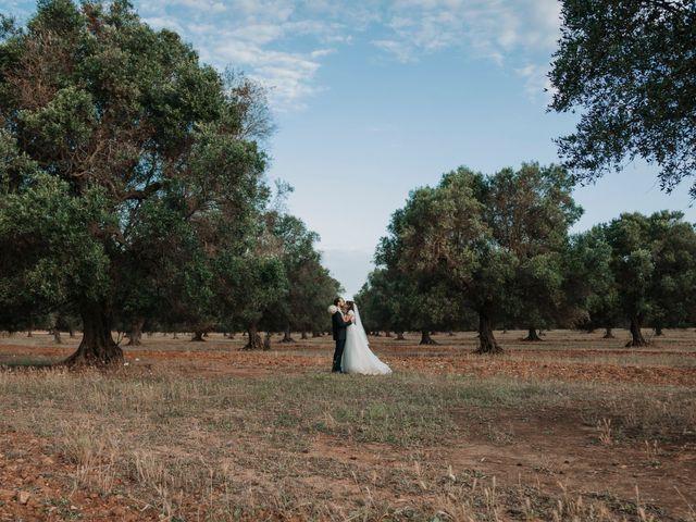 Il matrimonio di Massimiliano e Serena a Copertino, Lecce 25