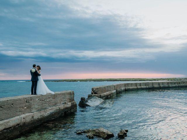 Il matrimonio di Massimiliano e Serena a Copertino, Lecce 27