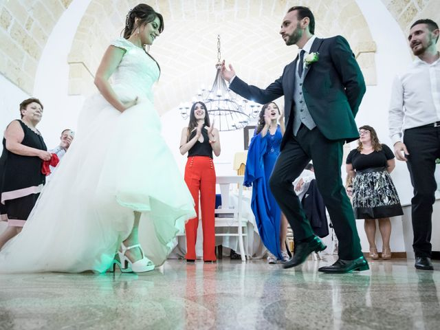 Il matrimonio di Massimiliano e Serena a Copertino, Lecce 28