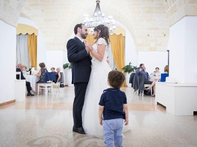 Il matrimonio di Massimiliano e Serena a Copertino, Lecce 33