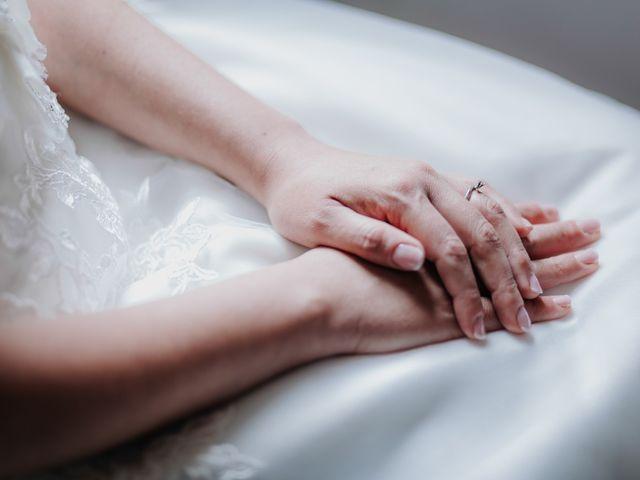 Il matrimonio di Massimiliano e Serena a Copertino, Lecce 12