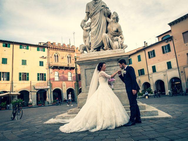 Il matrimonio di Enzo e Giulia a Grosseto, Grosseto 16
