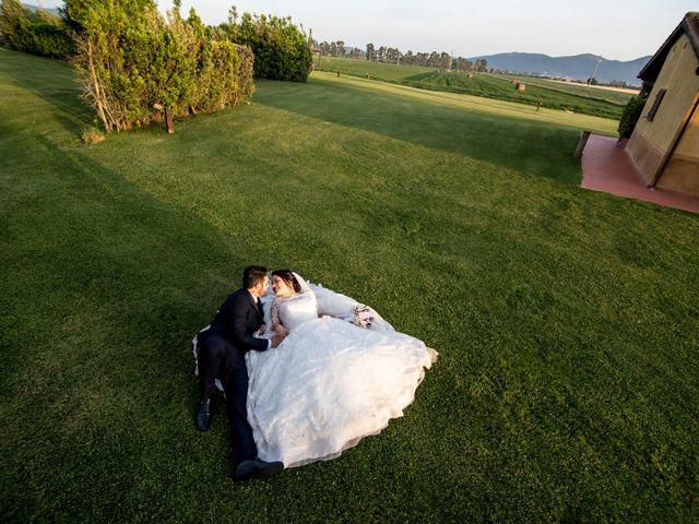 Il matrimonio di Enzo e Giulia a Grosseto, Grosseto 23