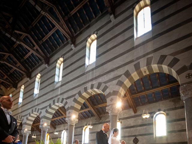 Il matrimonio di Fabrizio e Eva a Pisa, Pisa 3