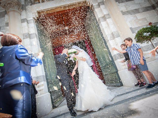 Il matrimonio di Fabrizio e Eva a Pisa, Pisa 16