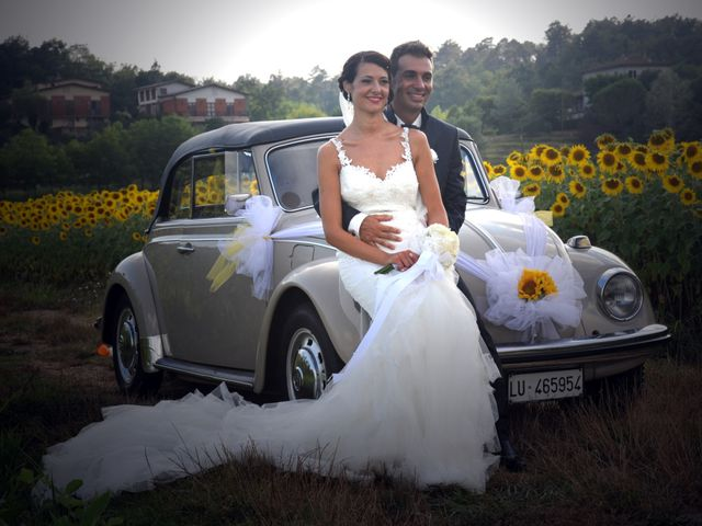 Le nozze di Ilari e Roberto