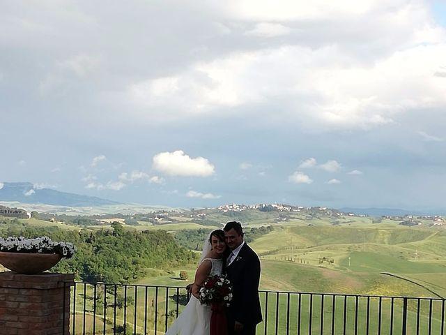 Il matrimonio di Stefano e Roberta a Terricciola, Pisa 5
