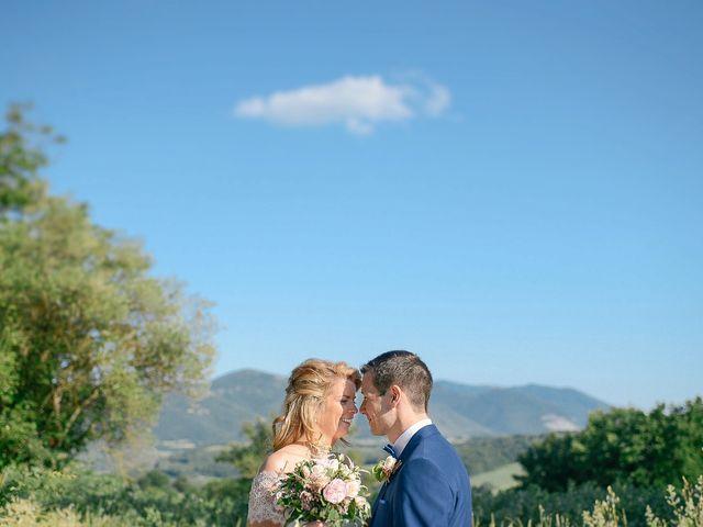 Il matrimonio di Paul e Miriam a Massa Martana, Perugia 2