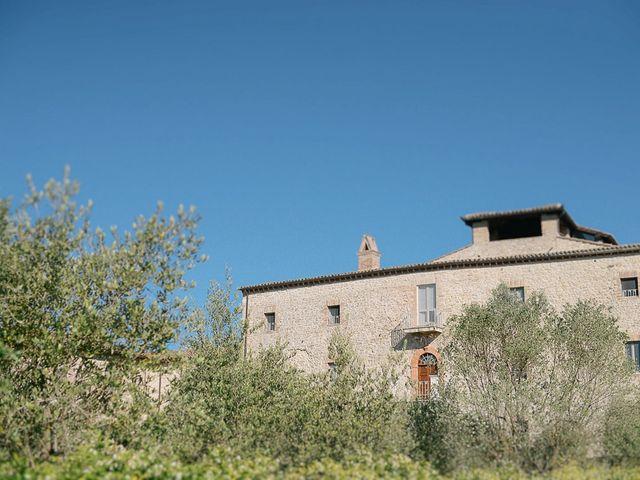 Il matrimonio di Paul e Miriam a Massa Martana, Perugia 4
