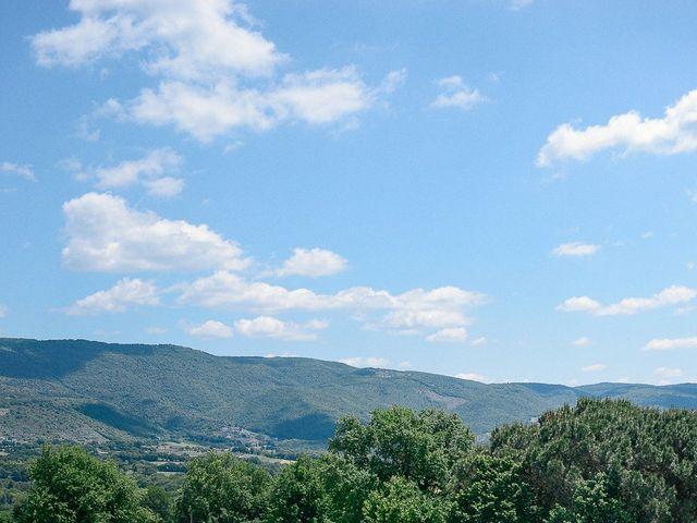 Il matrimonio di Paul e Miriam a Massa Martana, Perugia 8