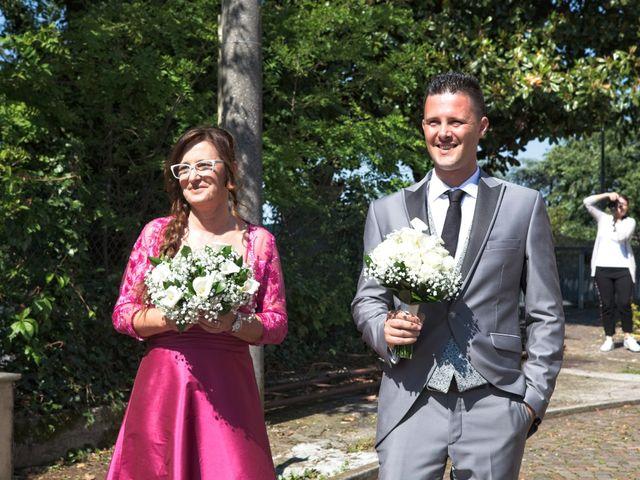 Il matrimonio di Danny e Debora a Palosco, Bergamo 2