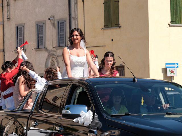 Il matrimonio di Danny e Debora a Palosco, Bergamo 4