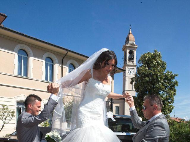 Il matrimonio di Danny e Debora a Palosco, Bergamo 6
