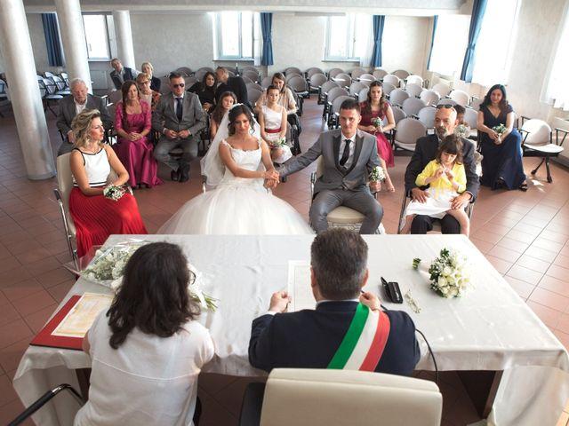 Il matrimonio di Danny e Debora a Palosco, Bergamo 8