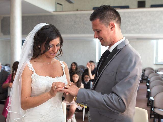 Il matrimonio di Danny e Debora a Palosco, Bergamo 10