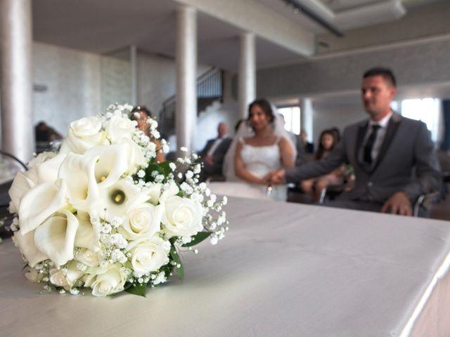 Il matrimonio di Danny e Debora a Palosco, Bergamo 11