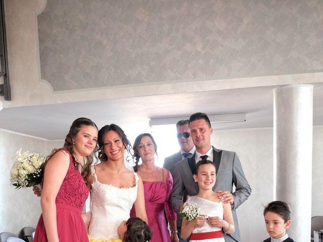 Il matrimonio di Danny e Debora a Palosco, Bergamo 12