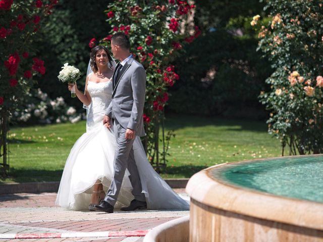 Il matrimonio di Danny e Debora a Palosco, Bergamo 20