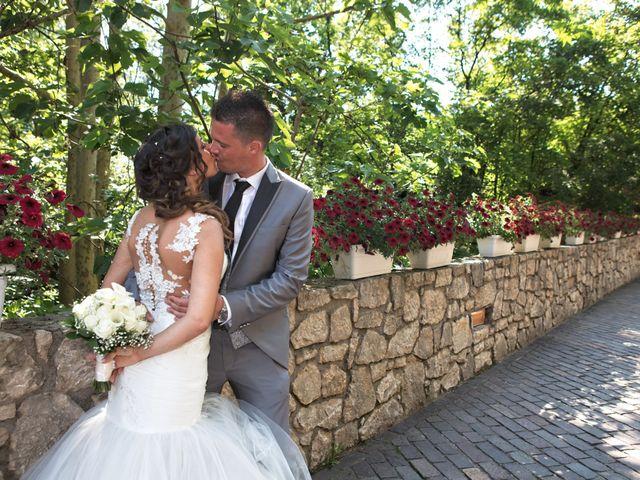 Il matrimonio di Danny e Debora a Palosco, Bergamo 21