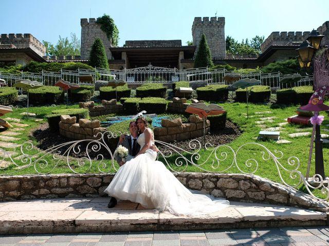 Il matrimonio di Danny e Debora a Palosco, Bergamo 23