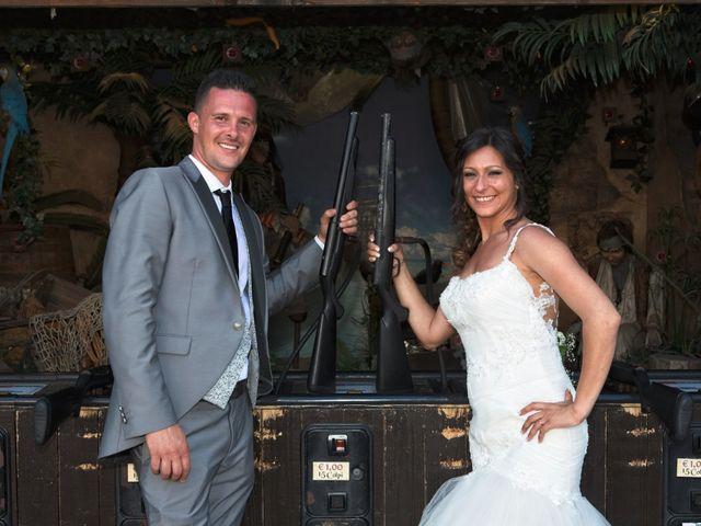 Il matrimonio di Danny e Debora a Palosco, Bergamo 27