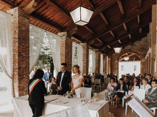 Il matrimonio di Enrico e Michela a Sarcedo, Vicenza 2