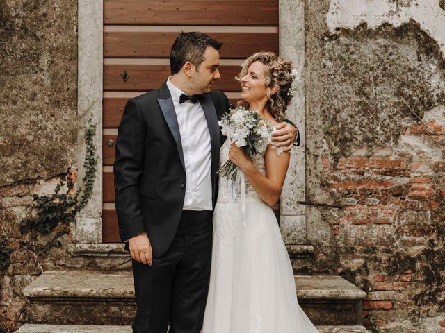 Il matrimonio di Enrico e Michela a Sarcedo, Vicenza 15