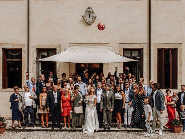 Il matrimonio di Enrico e Michela a Sarcedo, Vicenza 21