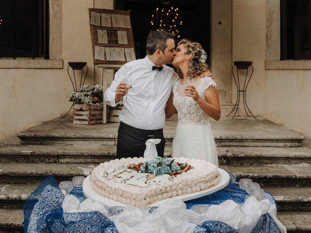 Il matrimonio di Enrico e Michela a Sarcedo, Vicenza 22