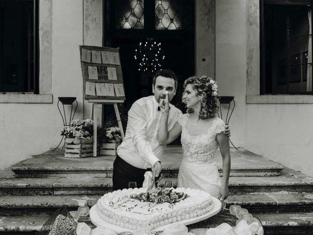Il matrimonio di Enrico e Michela a Sarcedo, Vicenza 23