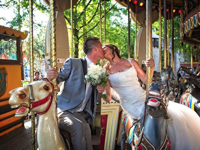 Il matrimonio di Danny e Debora a Palosco, Bergamo 32