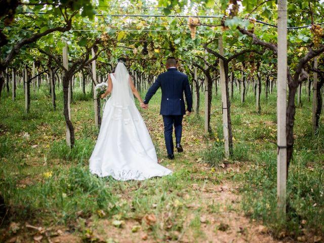 Il matrimonio di Alessandro  e Silvia  a Assemini, Cagliari 8